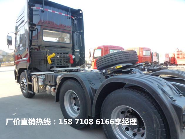 东风天龙牵引车新车价格,东风天龙雷诺385马力牵引车价格dfl4251ax16a